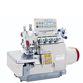 JTEXT5214-QUT Super High-speed Direct Drive Automatic Overlock Sewing Machine Series