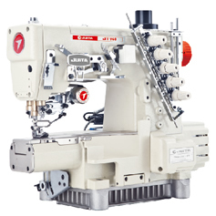 JT960-356※UT Cylinder-bed 3 pin 5 line high speed interlock sewing machine